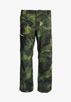BLACK FOREST SHELL PANT - Snow pants - dark green