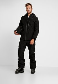 The North Face - DESCENDIT JACKET - Lyžařská bunda - black - 1