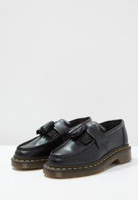 Dr. Martens - ADRIAN - Nazouvací boty - black - 2