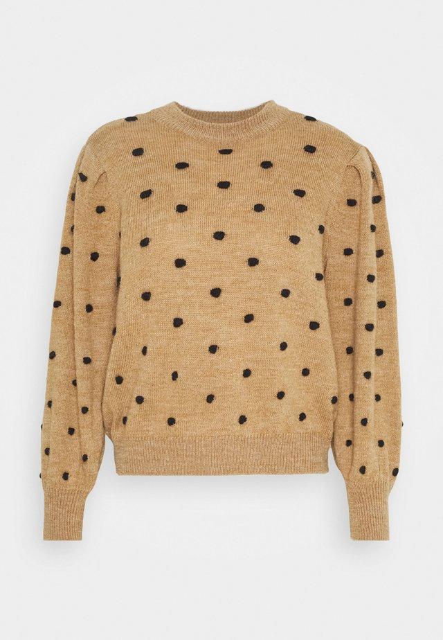 OBJLAURIE  - Pullover - chipmunk