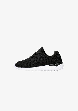SPEED SOCKS SS006 - SNEAKER LOW - Sneakers basse - black white