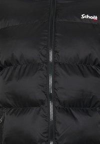 Schott - IDAHO2 UNISEX  - Zimní bunda - black - 2