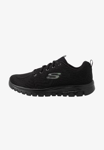 GRACEFUL  - Sneakers basse - black