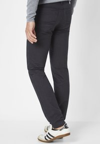 Paddock's - RANGER PIPE  - Slim fit jeans - anthracite - 2