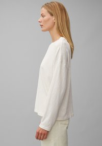 Marc O'Polo - Long sleeved top - chalk white - 3