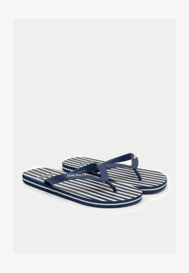 BENGAL - Sandalias de dedo - navy