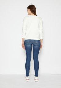 TOM TAILOR DENIM - Sweatshirt - off white - 3