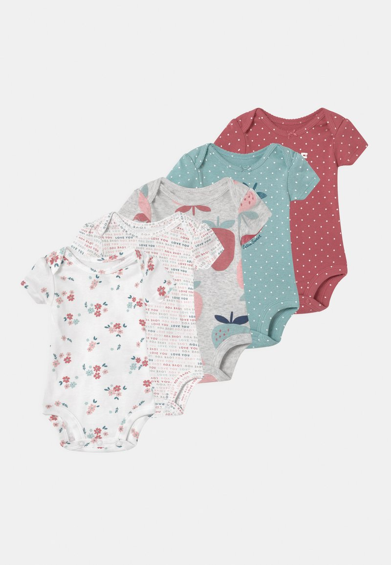 Carter's - STRAWBERRY 5 PACK - Body - multi-coloured