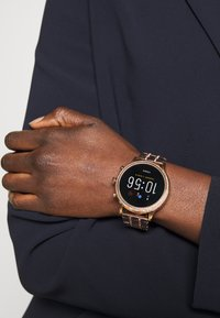 Fossil Smartwatches - JULIANNA - Smartwatch - rose gold-coloured - 0