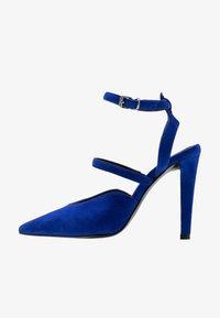 Zign - High heels - blue - 1