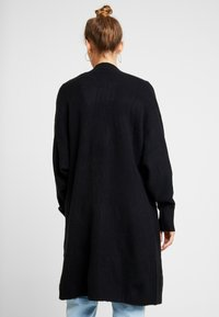 Nly by Nelly - COZY CARDIGAN - Cardigan - black - 2