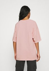 Even&Odd - T-shirts med print - pink - 2