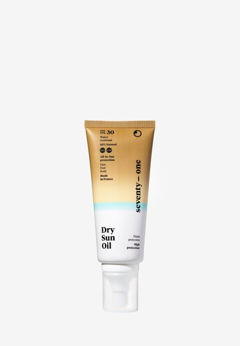 DRY SUN OIL SPF30 - Sun protection - -