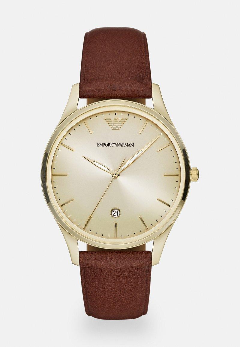 Emporio Armani - ADRIANO - Watch - brown