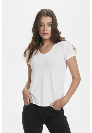 COLUMBINE - Basic T-shirt - broken white