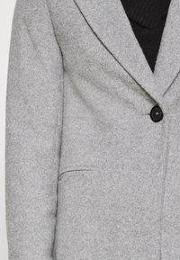 New Look - PIPPA COAT - Zimní kabát - light grey - 5