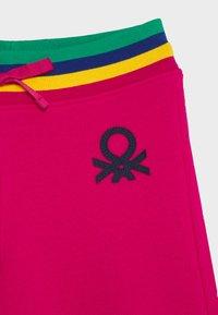 Benetton - BASIC GIRL - Kalhoty - pink - 2