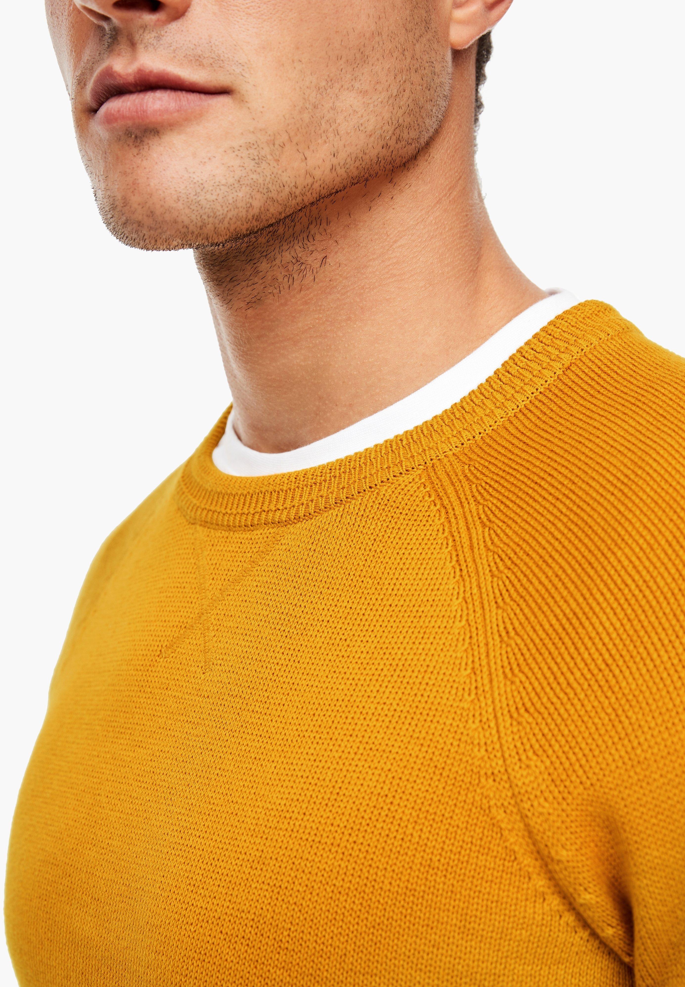 Homme MIT RAGLANÄRMEL - Pullover
