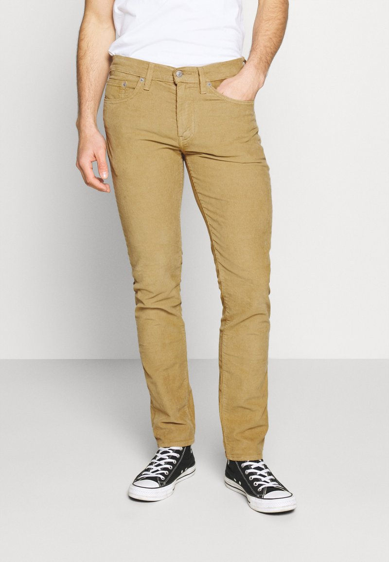 Levi's® - 511™ SLIM - Jeansy Slim Fit - harvest gold