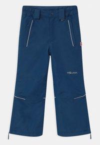 TrollKids - KIDS HOLMENKOLLEN SNOW SLIM FIT UNISEX - Zimní kalhoty - mystic blue - 2
