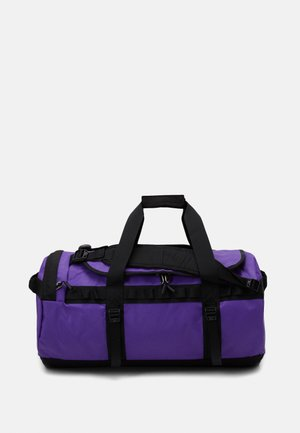 BASE CAMP DUFFEL M UNISEX - Torba sportowa - purple/black