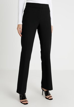 EDIE PANT SEASONLESS STRETCH - Stoffhose - black
