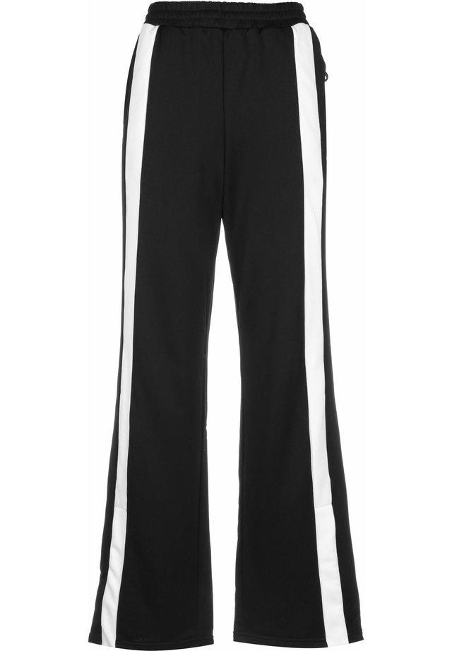 TRAININGSHOSE SAMAH OL - Pantalones deportivos - black/bright white