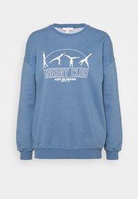 Topshop - ENERGY  - Sweatshirt - blue - 4