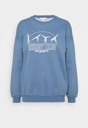 ENERGY  - Sweatshirt - blue