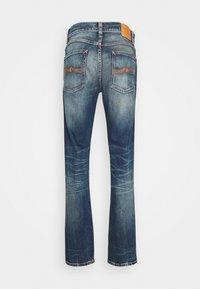 Nudie Jeans - LEAN DEAN - Jeans slim fit - blue moon - 7