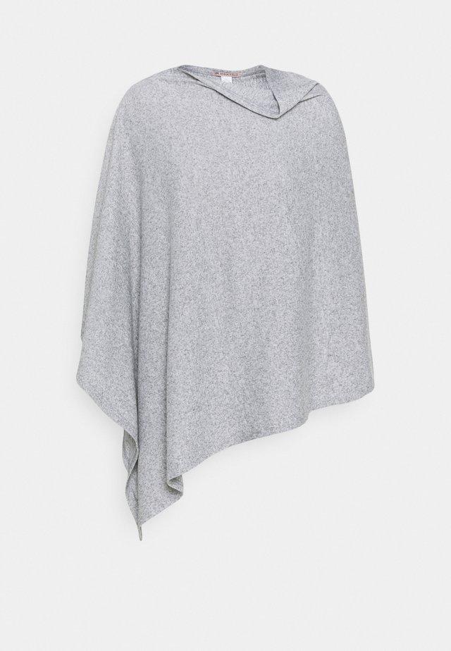 Poncho - grey