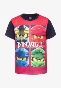 LEGO Wear - T-Shirt print - red - 0