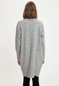 DeFacto - Cardigan - grey - 1