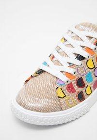 Desigual - Sneakersy niskie - multicolor - 6