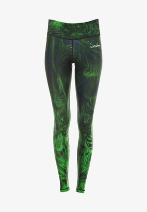Leggings - rain forest