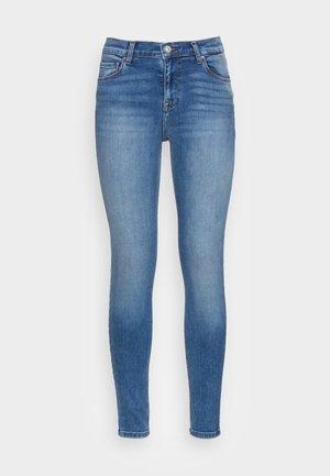 AMY - Jeans Skinny Fit - nisha wash