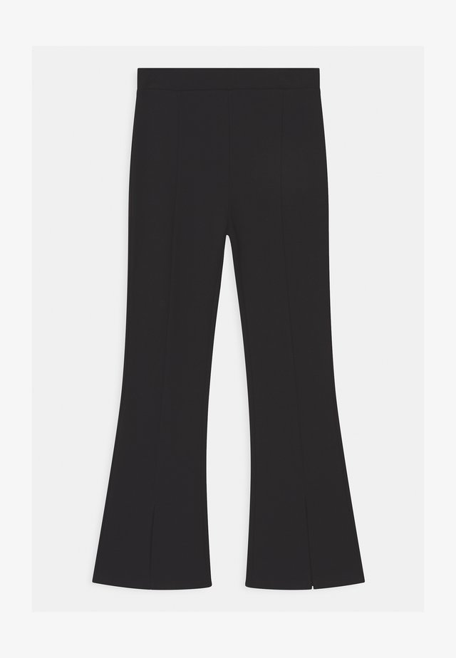 IRIS FLARE - Pantaloni - black