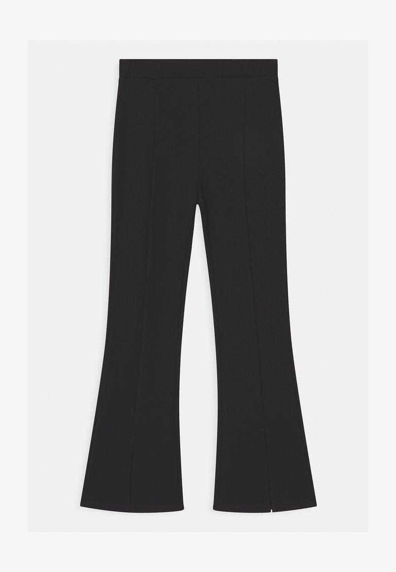 Lindex - IRIS FLARE - Kalhoty - black