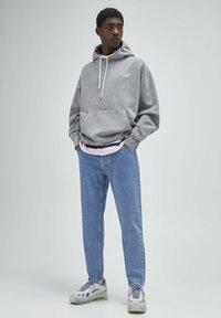 PULL&BEAR - Jeans a sigaretta - blue - 1