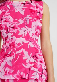 Wallis Petite - ORCHID TRIPLE TIERED DRESS - Cocktail dress / Party dress - pink - 5