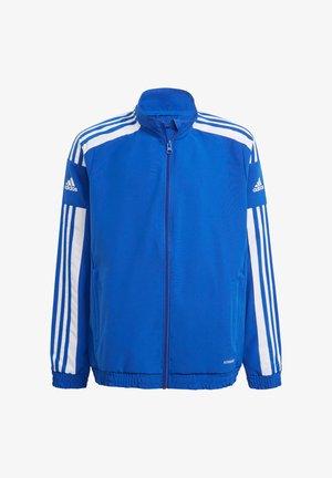 SQUADRA - Training jacket - blau