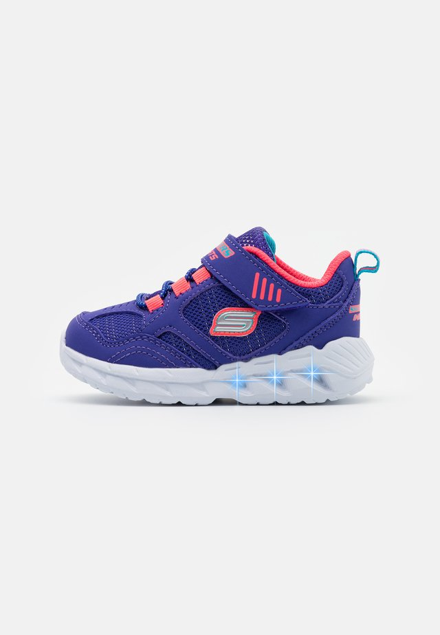 MAGNA LIGHTS - Trainers - blue/coral