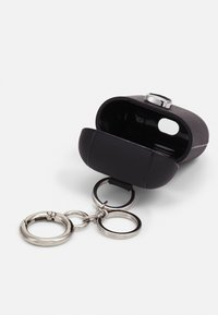KARL LAGERFELD - IKONIK AIRPOD CASE - Other accessories - black - 2