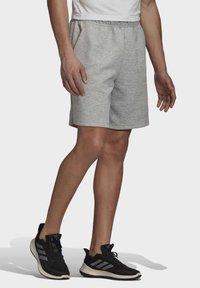 adidas Performance - MUST HAVES STADIUM SHORTS - Sports shorts - grey - 3