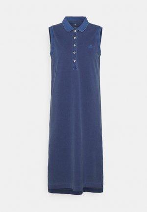 SUNFADED DRESS - Etuikjole - persian blue