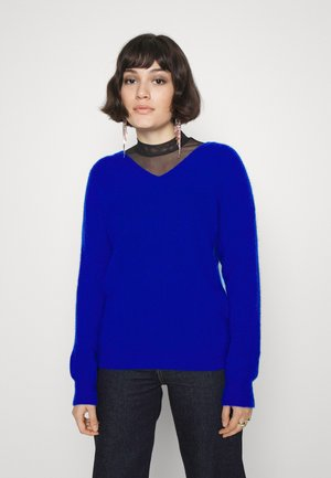 MATILDA - Jumper - bleu roi