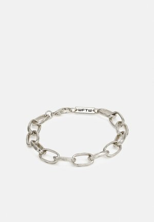 CHESTER BRACELET - Bracelet - silver-coloured