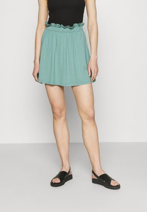 Minisukně - turquoise