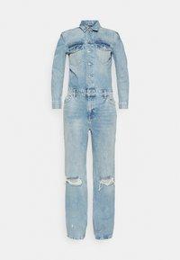 ONLY Tall - ONLINC DREA LIFE JUMPSUIT TAL - Jumpsuit - light blue denim - 7