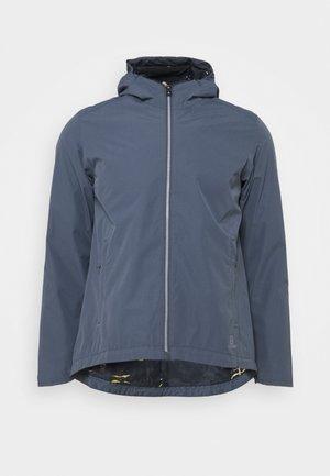 Hardshell jacket - dark grey